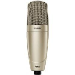 Microfono SHURE KSM32/SL