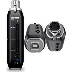 Interfaz USB SHURE X2U