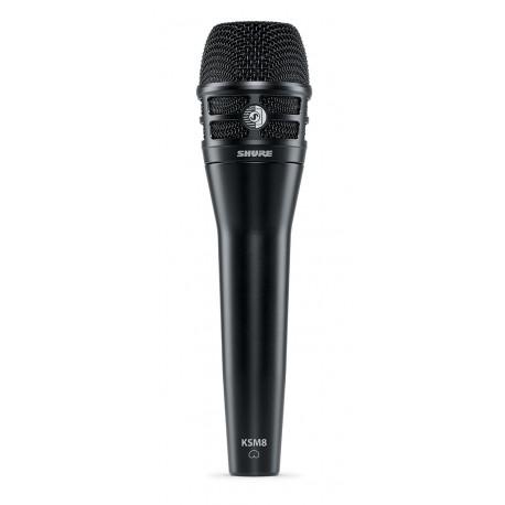 Microfono SHURE KSM8 Negro