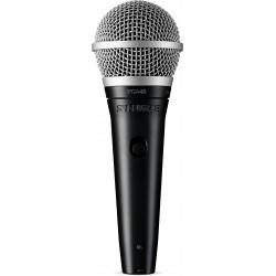 Microfono SHURE PGA48-QTR