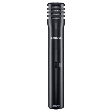 Microfono SHURE SM137