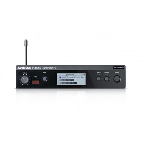 Transmisor inalambrico SHURE P3T L19