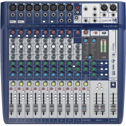 Mezclador SOUNDCRAFT SIGNATURE 12
