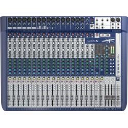 Mezclador SOUNDCRAFT SIGNATURE 22