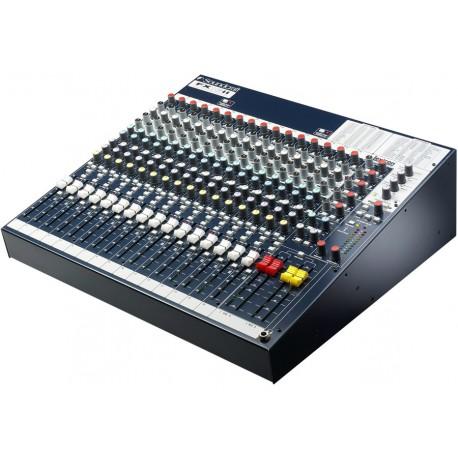 Mezclador SOUNDCRAFT FX16II