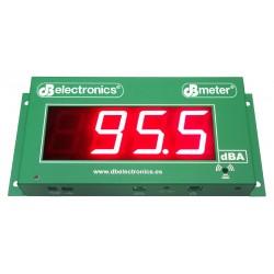 Sonógrafo registrador dBmeter