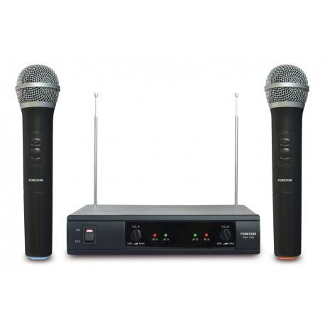 Micrófono inalámbrico MSH-206
