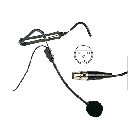 Micrófono FDM-621MC