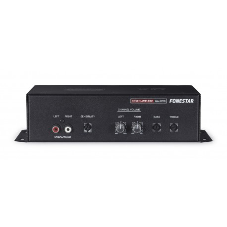 Amplificador WA-2200