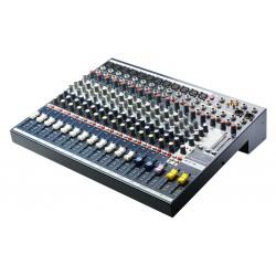 Mezclador SOUNDCRAFT EFX12+K