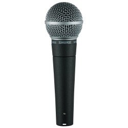 Microfono SHURE SM58LCE