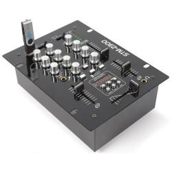 STM-2300 Mezclador de 2 canales USB/MP3