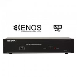 Limitador de sonido registrador CESVA LRF-05