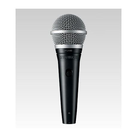 Microfono SHURE PGA48-XLR