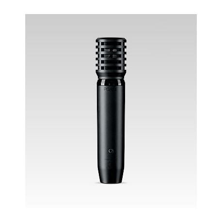 Micrófono SHURE PGA81XLR